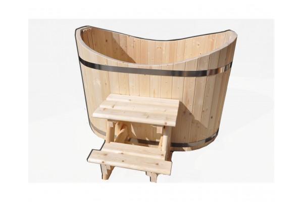 Ofuro medinė vonia