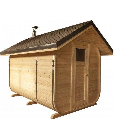 Sauna (Giebeldach)