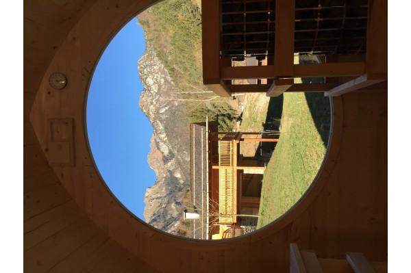 iglu sauna