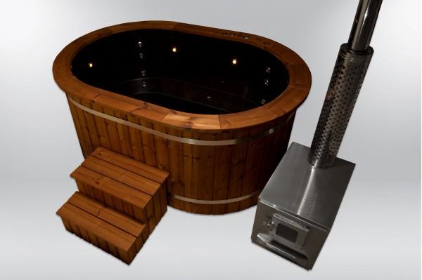 Naujas modelis - Didelis Ofuro kubilas su masažais