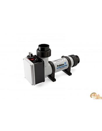 Vandelektrisk varmeapparat